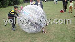 Inflatable Body Bumber Ball for Kids