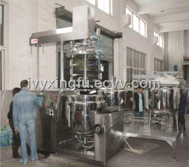 ointment emulsification machine