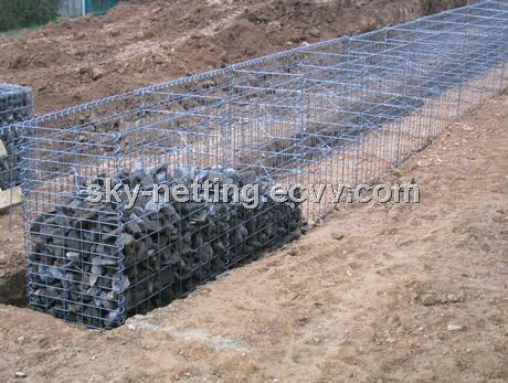 Welded Wire Mesh Gabion /Welded Gabion Net