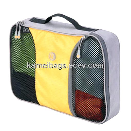 Mesh Stationery Bag(KM-MSB0050), Mesh Bags, Gift Packing Bags, Pencil Bag, Toiletry Bag