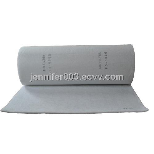 400g/500g/600g spray booth Ceiling filter/roof fitler China