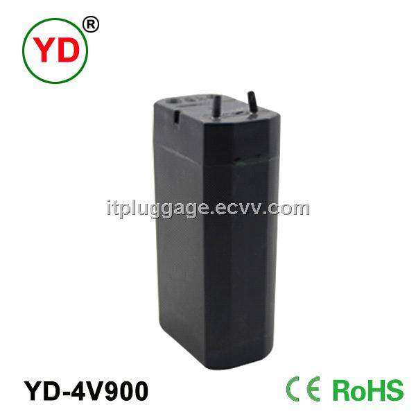 4V900mAh lead acid battery