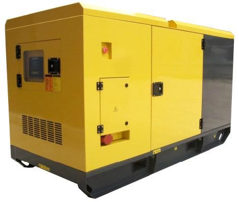 60KVA Perkins Generator Sets