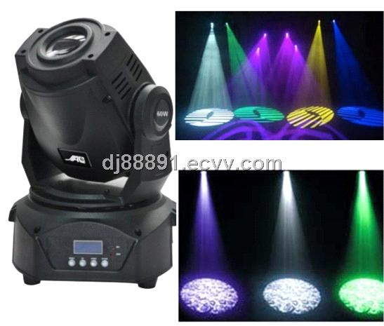 60w Beam Moving Head Club/Bar Light