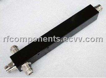 698-2700MHz, 200W, N-female, RF 3 Way Power Splitter/Divider