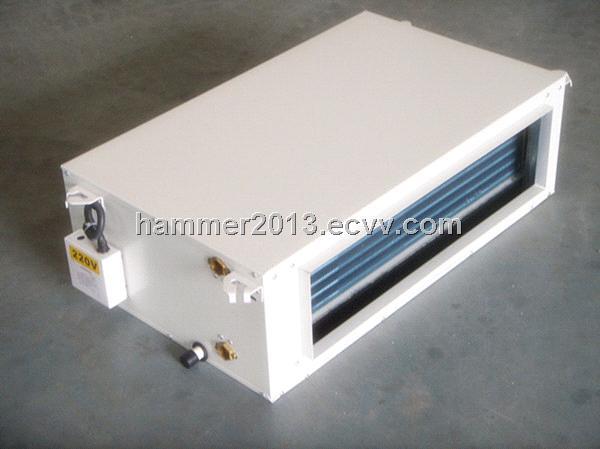 Duct fan coil unit (High ESP)