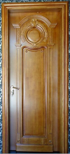 Exterior Wooden Doors From China Manufacturer Manufactory