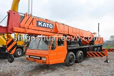 Japan Original Truck Crane Kato 45ton for Sale