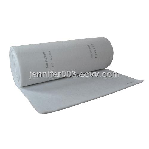 Synthetic EU5 Spray booth ceiling filter/Roof filter(factory price)