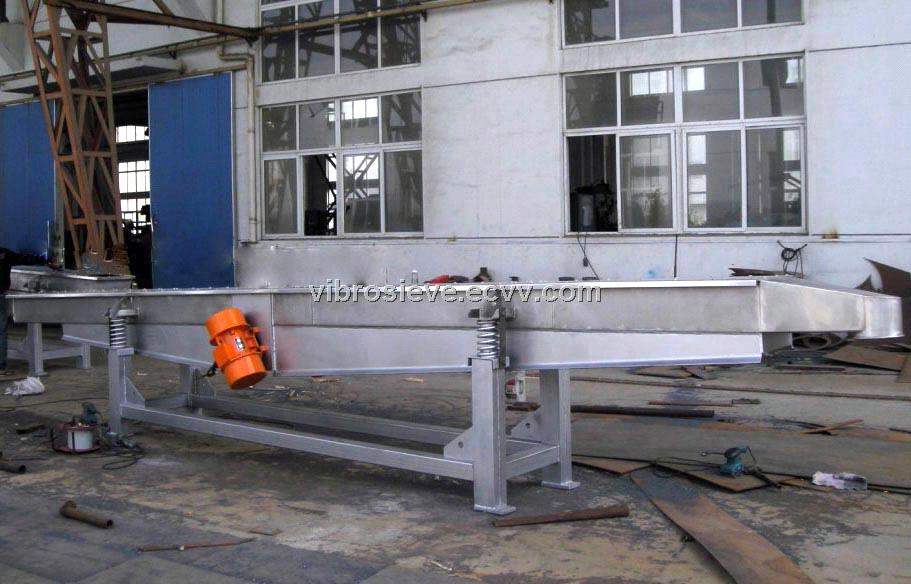 ZG Horizontal Vibrating Conveyor
