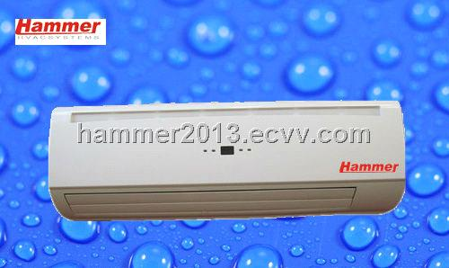 energy saving high wall mounted water fan coil unit (CE)
