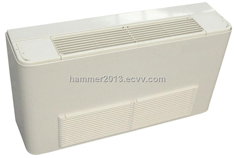 floor standing/ceiling type fan coil unit