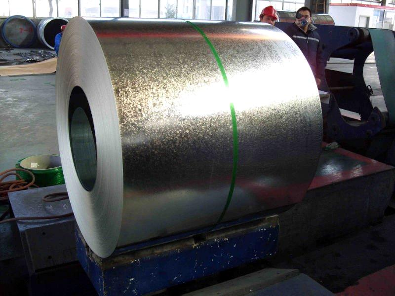 Hot Dipped Galvanized Steel Coil Cold Rolled Purchasing