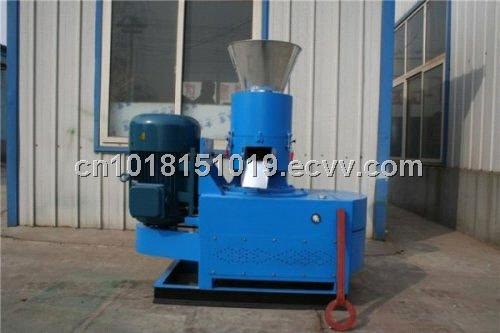 small pellet machine driven by diesel engine