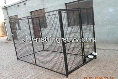 Welded Outdoor Dog Run Kennels Dog Cages - Direct Professional Factory Supply