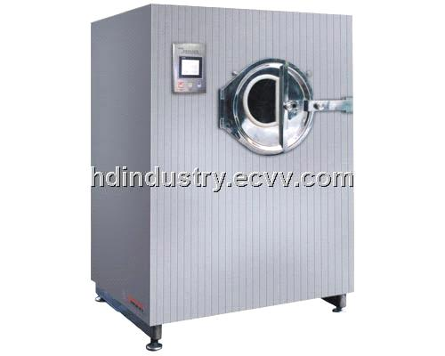 BG-150 High-Efficiency Intelligent Poreless Film Coating Machine