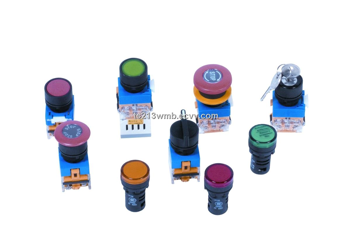 LAY39-16 Series of Button Switch