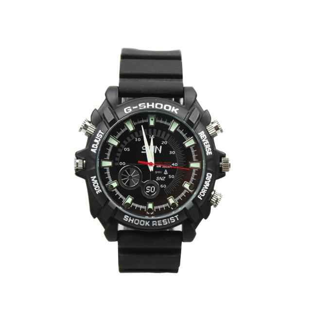 1080P waterproof 4GB watch spy camera, watch hidden camera,watch camcorder