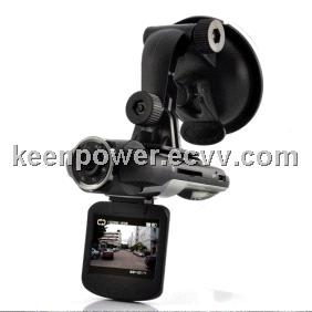2 Inch Touch Screen 1080p HD Car DVR +Video Camera+CAR Blackbox-CD7008