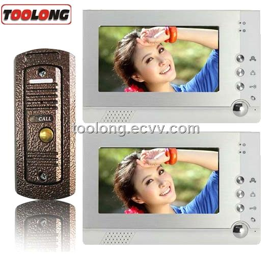 30% Price New Memory Villa Video Door Phone System for Home Security