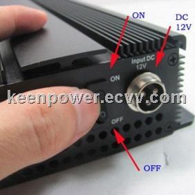 6 Bands Cell Phone Jammer for All Phone Signals 4G Wimax Jammer-SJ8000