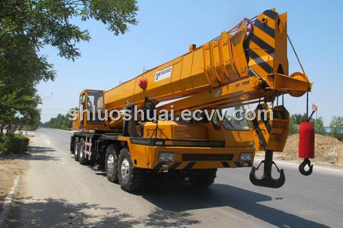 80ton Tadano Truck Mounted Crane Used for Sale
