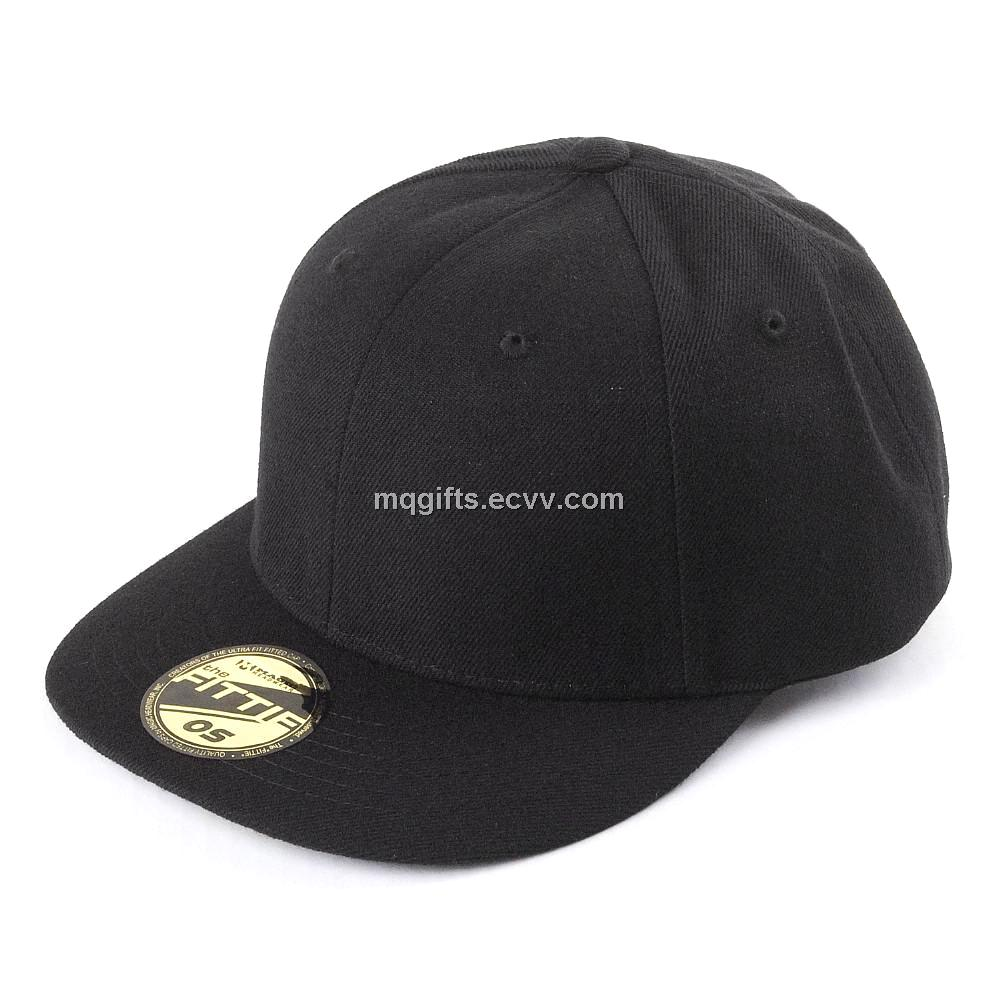 65e29268b Black 5 Panel Snapback Cap from China Manufacturer, Manufactory ...