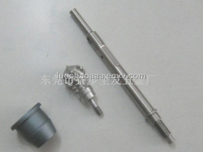 CNC custom machined 316L stainless steel shaft,can small orders,with high quality