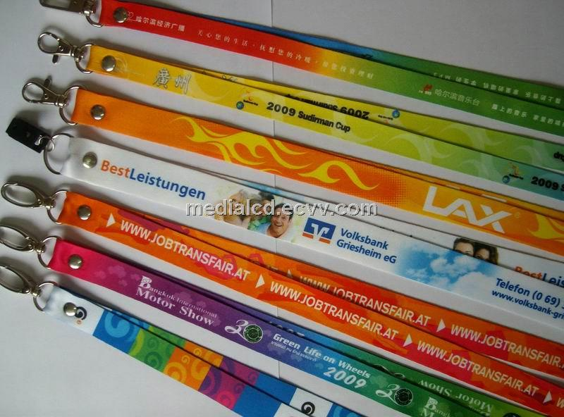 Cheap Custom Lanyards No Minimum Order/Custom Design's