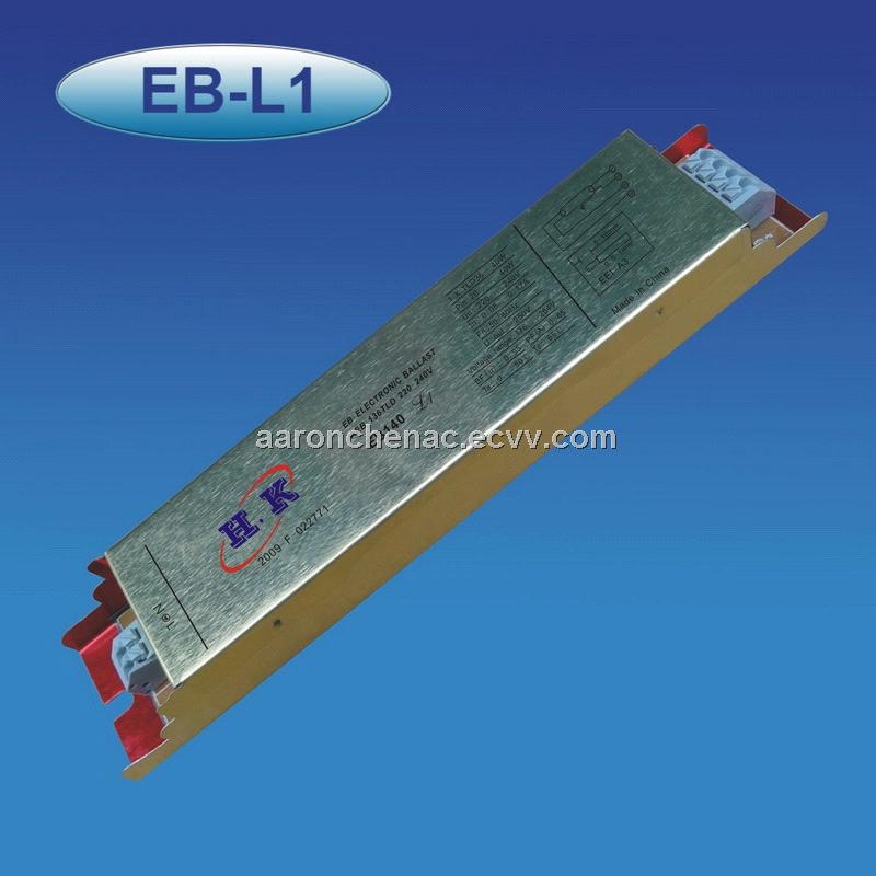 Golden electronic ballast
