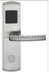 MIFARE1 Card International Standard Hotel Door Locks/Electronic Panel Door Lock
