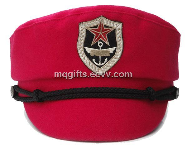 Military Sailor Hat, Fashion Floppy Captain Hat