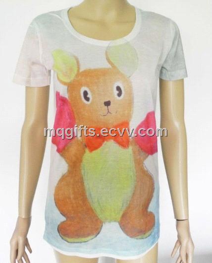 73e7077e1cd4 Printing t-Shirt for Women, Custom Design t Shirt, OEM Brand Print t ...