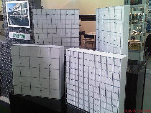 Styrofoam Insulation Construction Block Making Machine