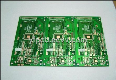Car Amplifier PCB