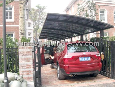 jingding new innovative carport--for your cottage