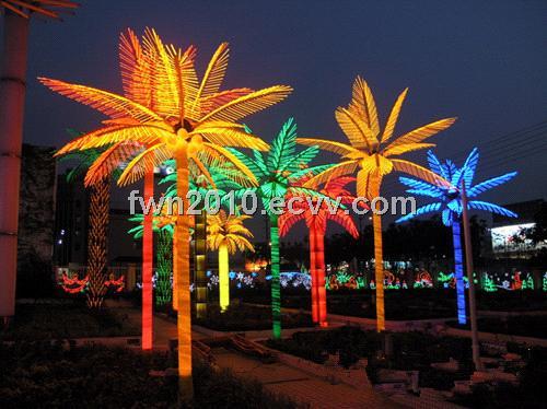 Led Christmas Tree Lights.Led Palm Tree Lights Four Light Lighting Manufacturers