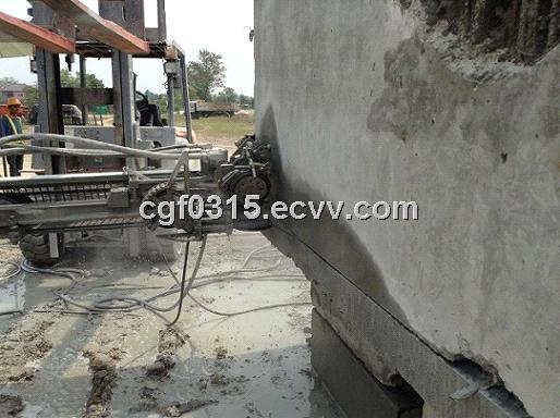 concrete wire saw, wire saw machine and concrete chain saw cutter ...