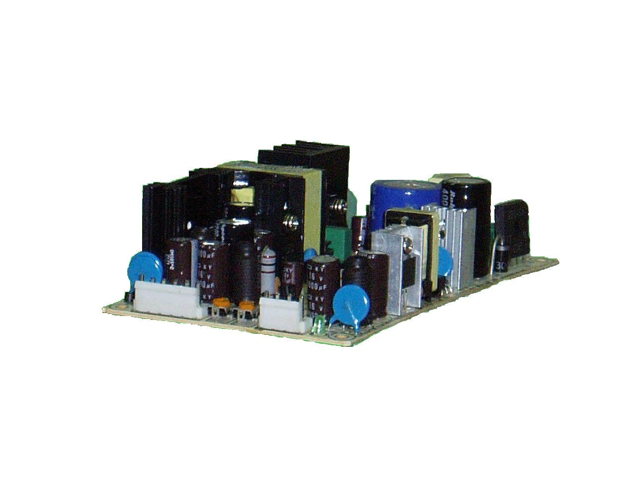 Open Frame Power Supply, 60W, Dual Output, Custom Power Supply
