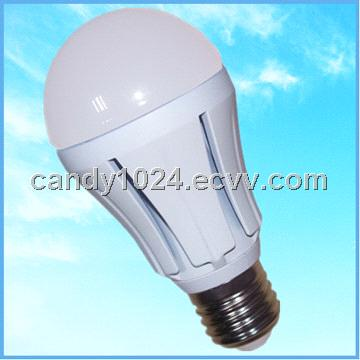 7W Medium Power E27 LED Bulb Light