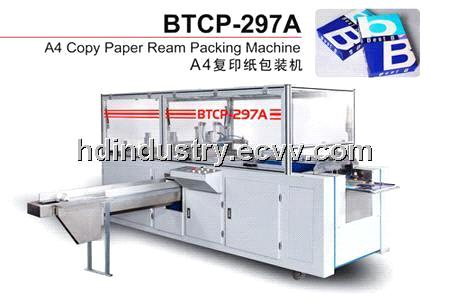 Copy Paper Ream Packing Machine (BTCP-297A)