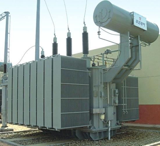 110kv Series 3-Phase 3 Windings on-Load-Tap-Changing Power Transformer
