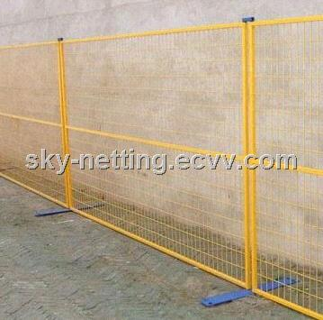Canada Outdoor temporary fence barricade for construction site