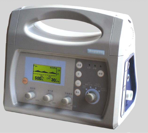 AR-100C Portable Ventilator