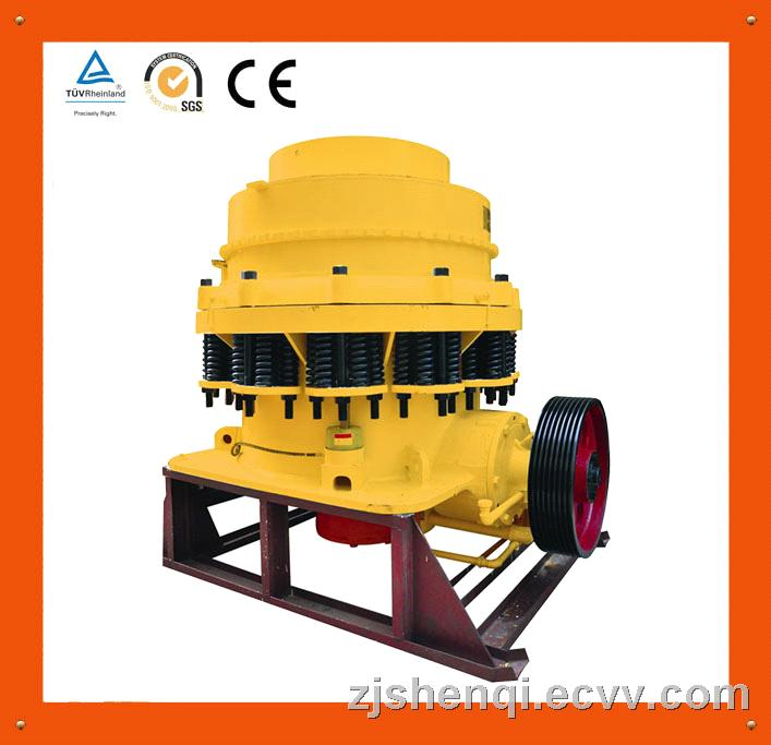 Compound Cone Crusher (spring)