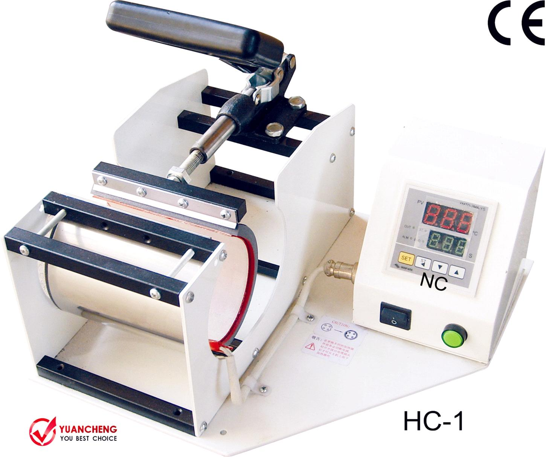 Cylinder Cup Printer - Print Cylindrical Substrate (Video) - Digital - Heat  Transfer Machine - QA