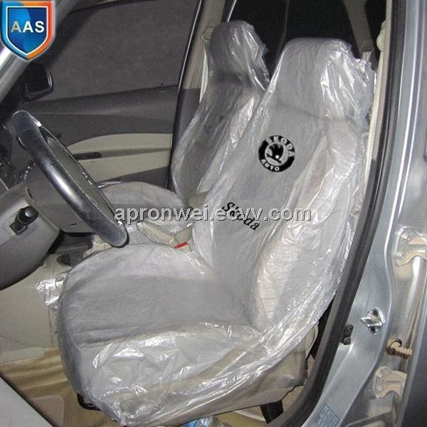 Plastic Seat Covers >> Disposable Plastic Car Seat Cover From China Manufacturer