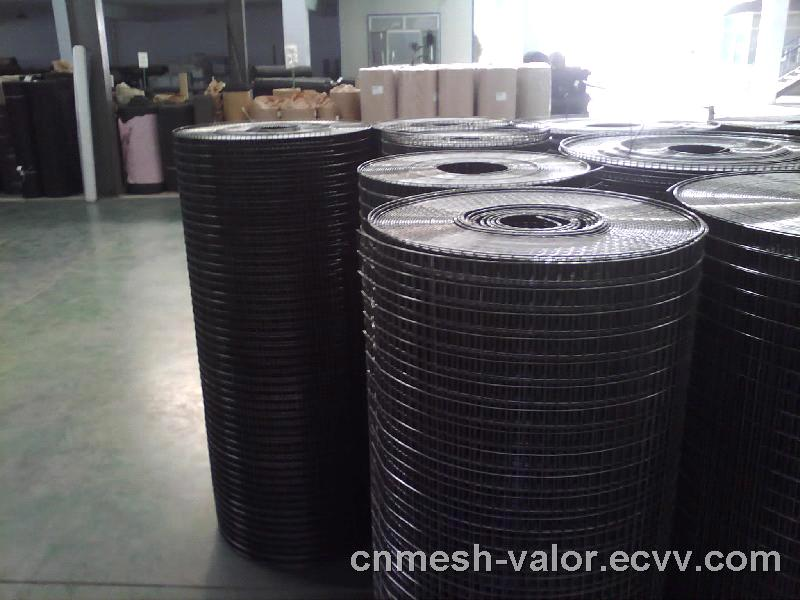 Galvanized And PVC Coated Welded Mesh