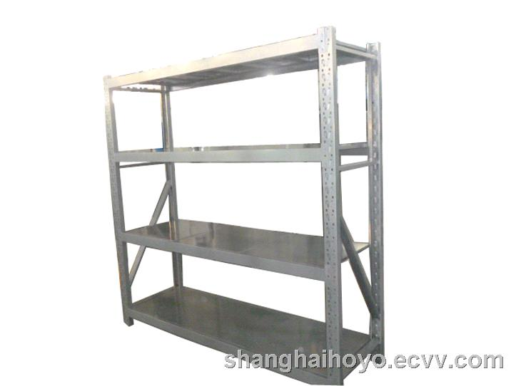 Heavy duty adjustable metal rack with high quality