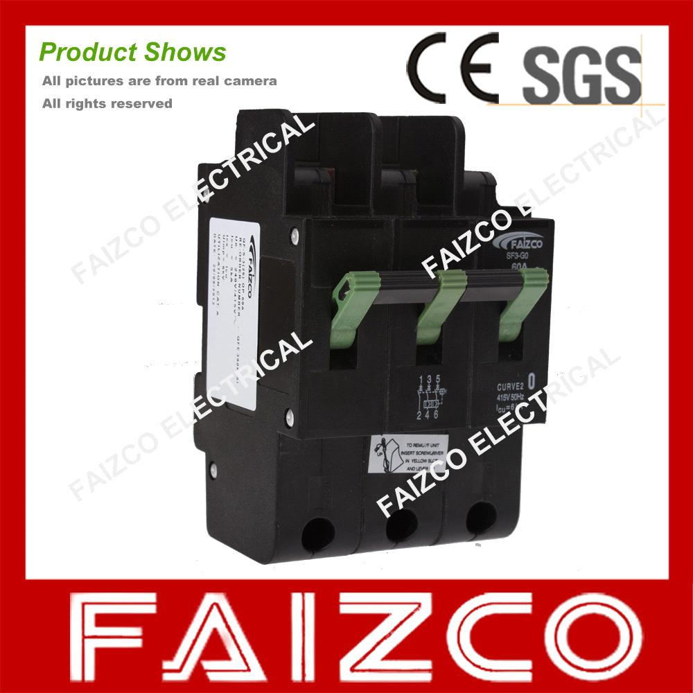 Hydraulic Magnetic Circuit Breaker Sf G3 Purchasing Souring Agent China Box